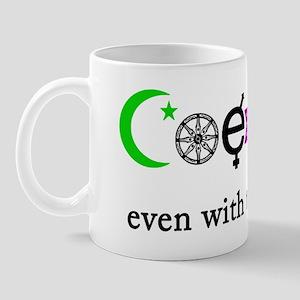 coexist1 Mug