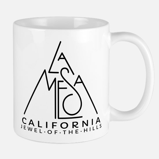 La Mesa CA Jewel of the Hills Mug