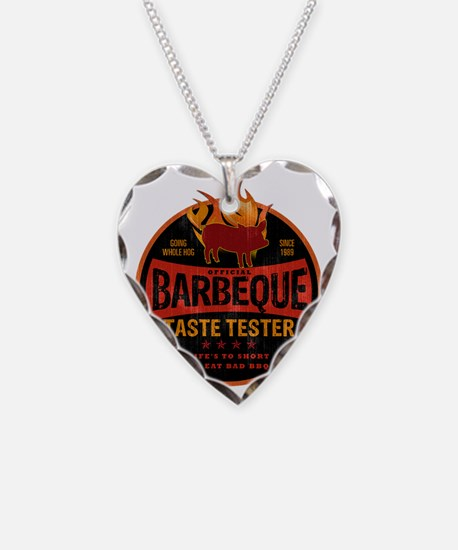bbq lover Necklace