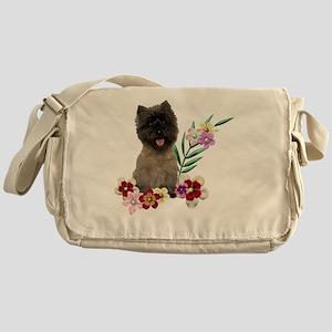 FlowerCairn Messenger Bag