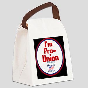 Pro Union Canvas Lunch Bag