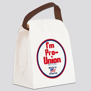 Pro Union Canvas Lunch Bag