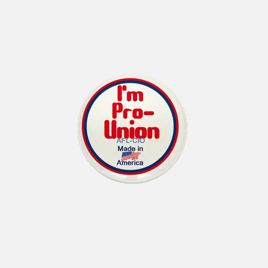Pro Union Mini Button