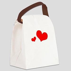 ERneg Canvas Lunch Bag