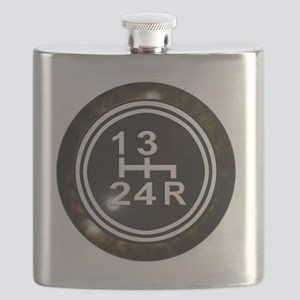 240Shift-Knob Flask