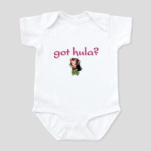 got hula? (D) Infant Bodysuit