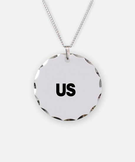 unions made us strong black  Necklace