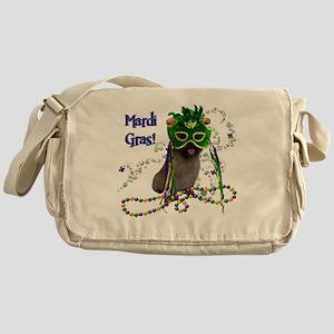 MardiGrasCairn Messenger Bag