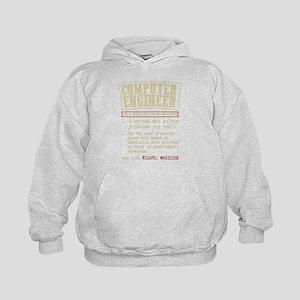 Computer Engineer Funny Dictionary Term Sweatshirt