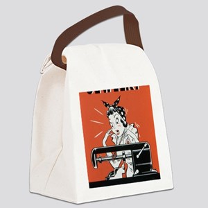 179-WP-1486 Canvas Lunch Bag