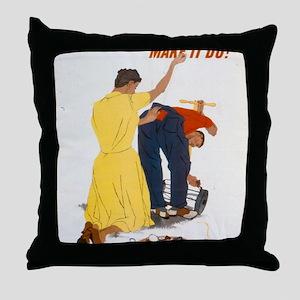 44-PA-382 Throw Pillow