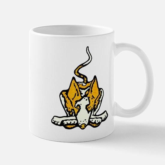Ib in Yellow Mug