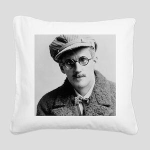 joyceballonmuetze-sv Square Canvas Pillow
