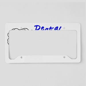 DentalAssistantLicensePlate License Plate Holder