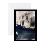 Venice Fog Greeting Cards (Pk of 10)