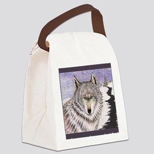 rememberedPRNT Canvas Lunch Bag