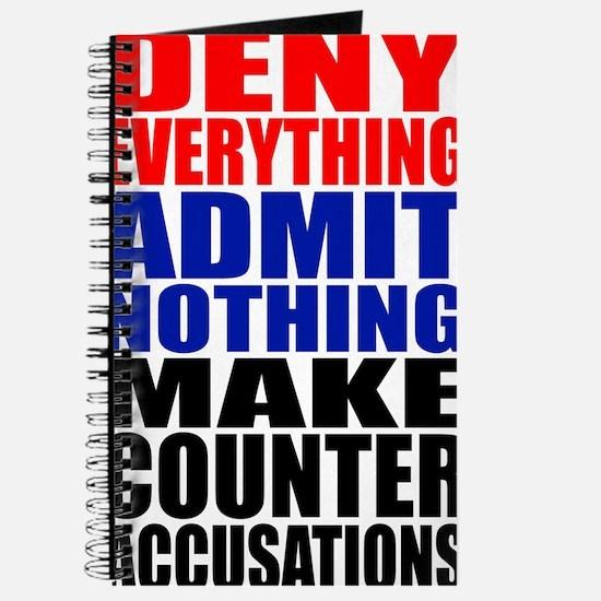 Deny everything-1 Journal