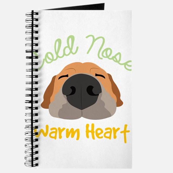 Cold Nose Warm Heart Journal