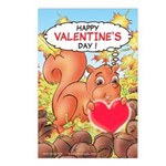 Skippy's Valentine Postcards (Package of 8)