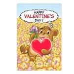 Bailey's Valentine Postcards (Package of 8)