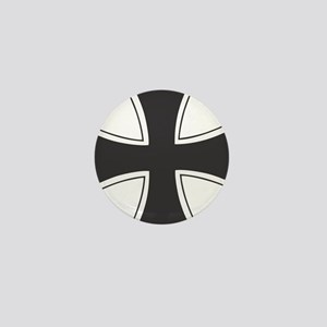 iron cross Mini Button