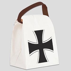 iron cross Canvas Lunch Bag