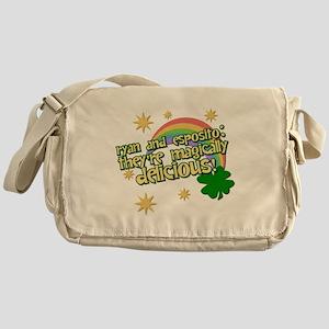 Designs-Irish003-02 Messenger Bag