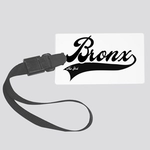 BRONX NEW YORK Large Luggage Tag