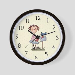 clcok4 Wall Clock