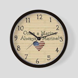 CLOCK44 Wall Clock
