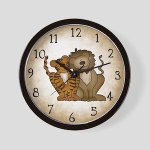 clockcats Wall Clock