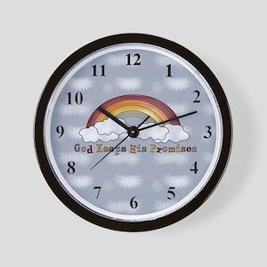 clockrainbow Wall Clock