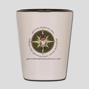 Gnome Logo now44 Shot Glass