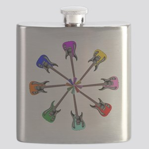 Guitar wheel - Color Flask