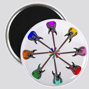 Guitar wheel - Color Magnet