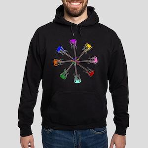 Guitar wheel - Color Hoodie (dark)