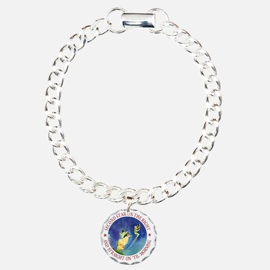 PETER PAN copy Charm Bracelet, One Charm