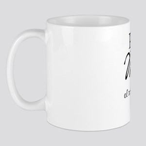 tri-color Proud t13 mom Mug