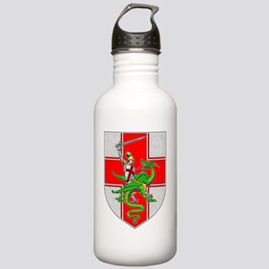 StGeorgeDragon110303CP Stainless Water Bottle 1.0L