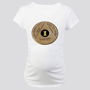 1coin Maternity T-Shirt