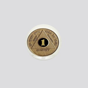 1coin Mini Button
