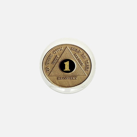 1coin Mini Button