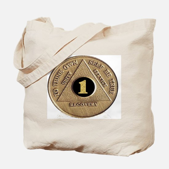 1coin Tote Bag