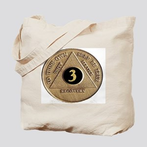 3coin Tote Bag