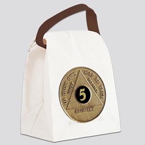5coin Canvas Lunch Bag