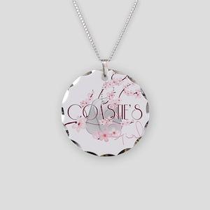 SpringFeelings_Coasties Necklace Circle Charm