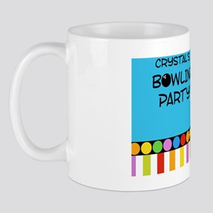 Custom Bowling Yard Sign Mug