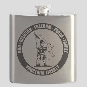 Moroni Proclaim Liberty final Flask