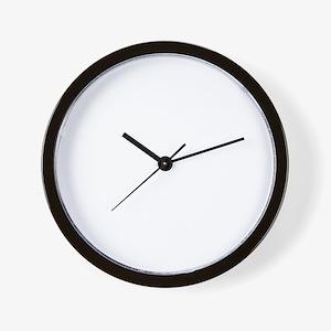 basket002B Wall Clock