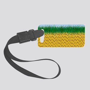 sugarcane_for_cp_lp Small Luggage Tag